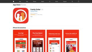 Family Dollar on the App Store - iTunes - Apple