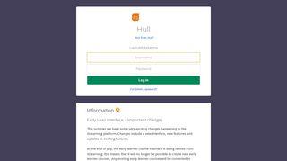 Hull - ItsLearning