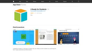 i-Ready for Students on the App Store - iTunes - Apple