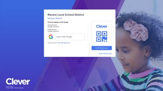 Revere Local School District - Log in to Clever