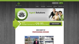 Agent Solution - iAgent Solutions