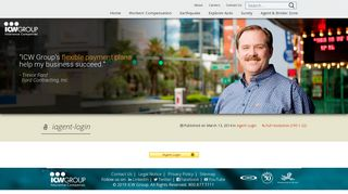 iagent-login - ICW Group