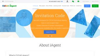 CUCAS iAgent - The Best Platform to Apply Chinese Universities for ...