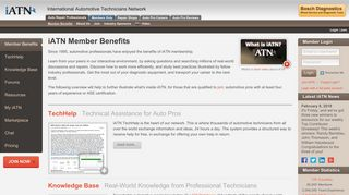 iATN: International Automotive Technicians Network