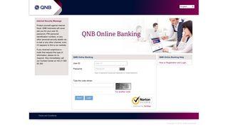 QNB Online Banking