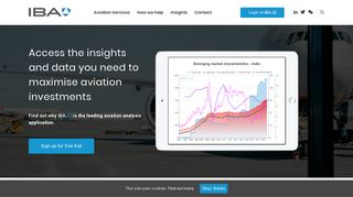 IBA.iQ The Leading Aviation Intelligence Platform