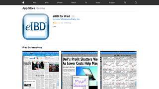 eIBD for iPad on the App Store - iTunes - Apple
