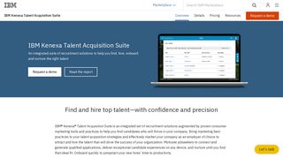 IBM Kenexa Talent Acquisition Suite - Overview - United States