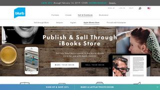 Publish in the Apple iBooks Store - Make & Sell an ebook | Blurb