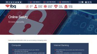 Online Safety   International Bank of Qatar - ibq
