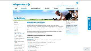 Online Account Management   Member Resources ... - IBXpress