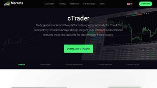 cTrader - IC Markets