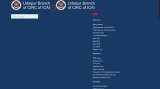 Udaipur Branch of CIRC of ICAI