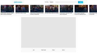 iCarly Season 1 Episode 1 iPilot Full Episode - video dailymotion