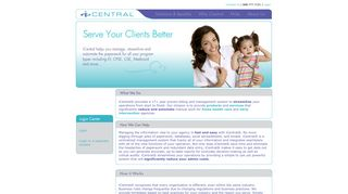 iCentral-home health care, early intervention billing and case ...