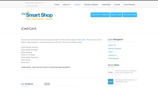 Cash Cards - Welcome to TheSmartShop || Travel and Beyond