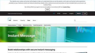 ICE Instant Message - Ice.com