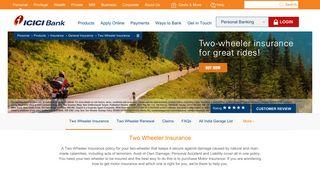 Two Wheeler Insurance: Buy / Renew Bike Insurance Online, Get Bike ...