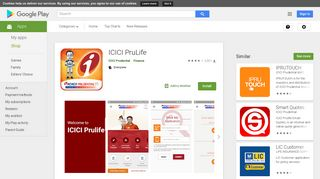 ICICI PruLife - Apps on Google Play
