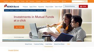 Invest Online in Mutual Funds   SIP Mutual Fund   Tax ... - ICICI Bank