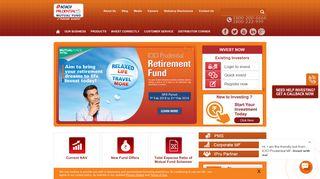 ICICI Prudential Mutual Fund   Mutual Funds India - ICICI Prudential ...