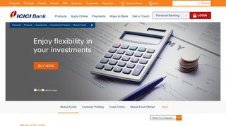 Mutual Funds   Online Mutual Funds Investments ... - ICICI Bank