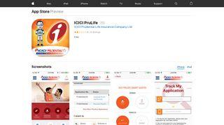 ICICI PruLife on the App Store - iTunes - Apple