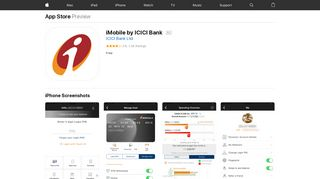 iMobile by ICICI Bank on the App Store - iTunes - Apple