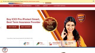 ICICI Prudential: Life Insurance - Policy and Plans in India
