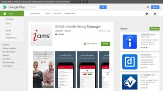 iCIMS Mobile Hiring Manager - Apps on Google Play