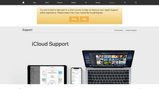 iCloud - Official Apple Support