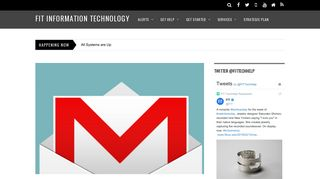How do I sign in to my FIT email account? (Gmail) - FIT Information ...