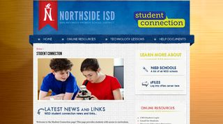 Student Connection | Northside Independent School District