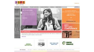 IDFC – Infrastructure Finance Company, Investment Banking and India ...