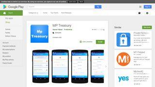 MP Treasury - Apps on Google Play