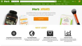 iHerb.com - Affiliates