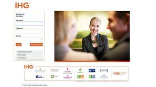 InterContinental Hotels Group - IHG Merlin
