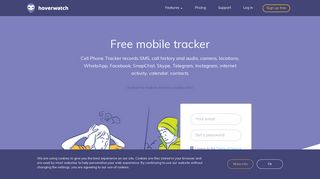 Phone Tracker Free | Mobile Tracker | Cell Phone Tracking App