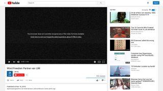 Freedom Partner IJM - YouTube
