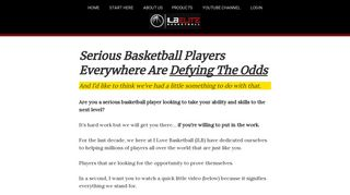 Basketball Training That Works!