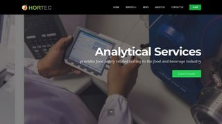 Hortec - Analytical Services