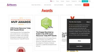Awards and Recognition | Employee Rewards and ... - Achievers
