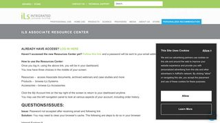 iLs Associate Resource Center - Integrated Listening Systems