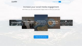 Pablo by Buffer - Design engaging images for your social media posts ...