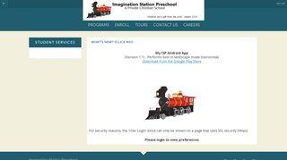 My ISP - Imagination Station Preschool