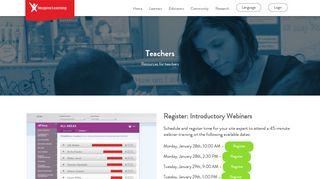 Teachers - Imagine Learning