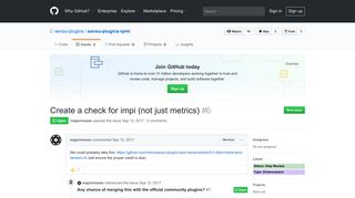 Create a check for impi (not just metrics) · Issue #6 · sensu-plugins ...