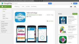 IMS CATsApp - Apps on Google Play