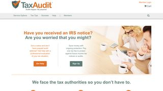 TaxAudit   Tax Audit Defense and Audit Help Experts