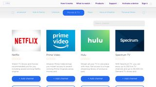 Movies & TV Channels   Roku Channel Store   Roku